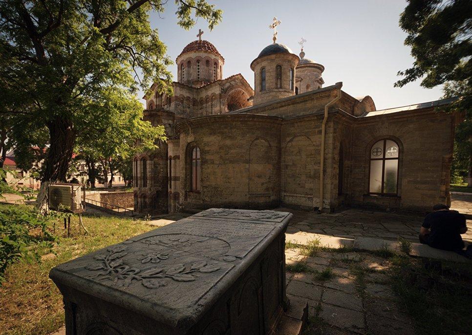 Храм Святого Иоанна Предтечи в Керчи