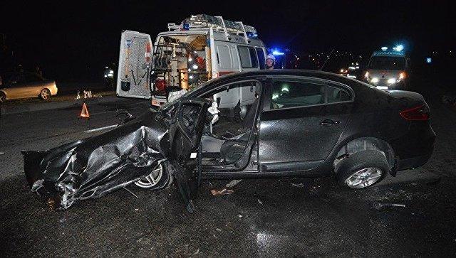 ВДТП под Севастополем погибли три человека, еще трое получили травмы