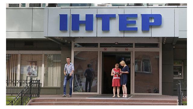 Шестерых подозреваемых вподжоге здания канала «Интер» задержали вКиеве