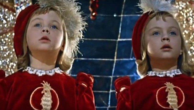 Кадр из художественного фильма Королевство кривых зеркал