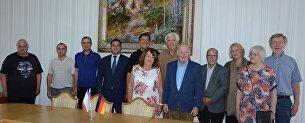 Туристы из Баден-Бадена посетили Ялту