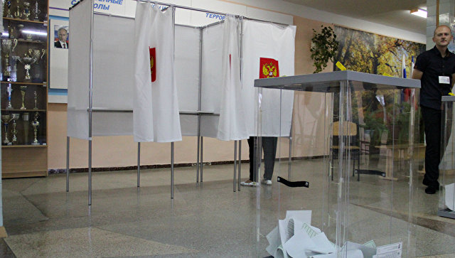 Явка навыборах в Государственную думу РФ превысила 30%