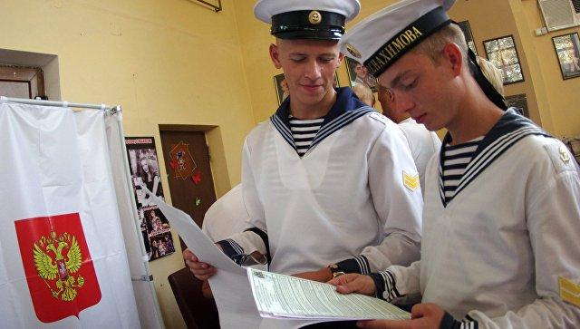 ВКрыму проголосовало 9% избирателей
