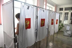 Голосование на выборах в Госдуму РФ, Бахчисарай