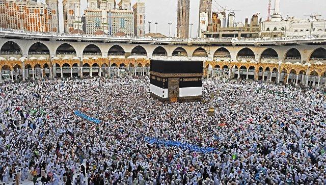 Около 17 тыс. мусульман РФ планируют совершить хадж в текущем 2017 году