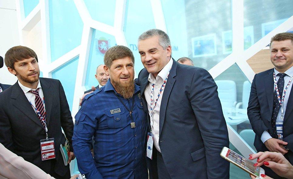 Власти Чечни построят дом отдыха натерритории Крыма