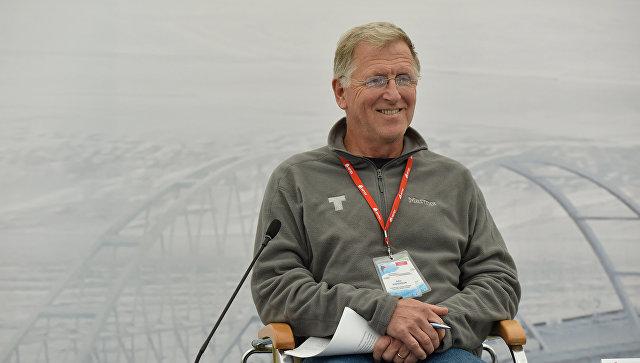 Президент Международного содружества детских лагерей (ICC) Джон Джоргенсон