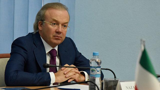 Сопредседатель общероссийской общественной организации Деловая Россия Андрей Назаров