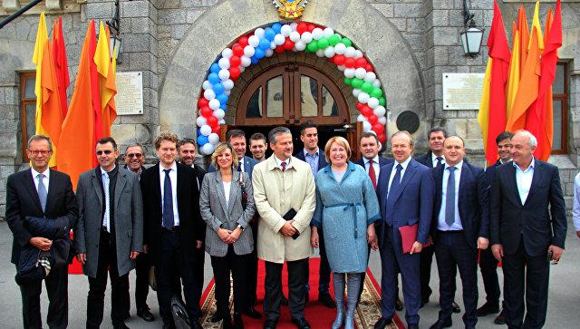 Натерритории Крыма будет создано российско-итальянское общее производство