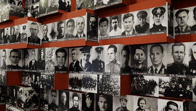 Изозера Тобечик достают обломки советского истребителя, погибшего вбою
