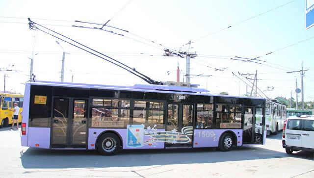 Проезд всевастопольских троллейбусах подешевеет до12 руб.
