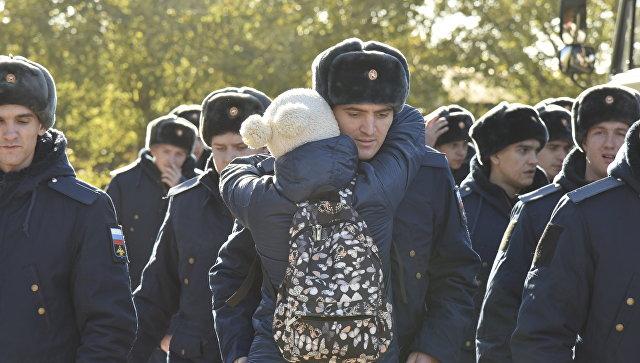 Весной под военный призыв попадут две тысячи крымчан
