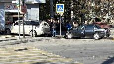 ДТП в центре Симферополя