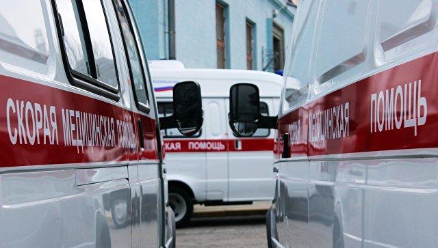Один человек умер, еще четверо пострадали вДТП натрассе вКрыму