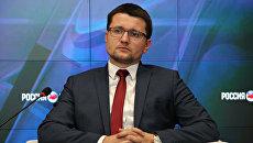 Начальник Службы автомобильных дорог Республики Крым Игоря Кравченко