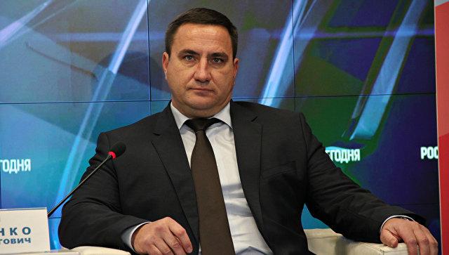 Глава администрации города Ялты Андрей Ростенко