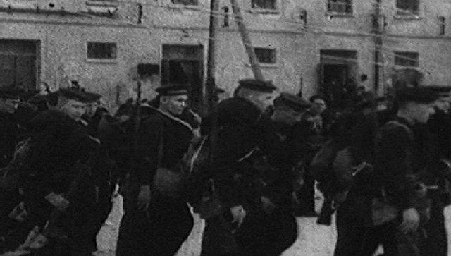 Как сражался город-герой Севастополь. Съемки 1941-1944 годов