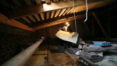 Капитальный ремонт домов. Архивное фото
