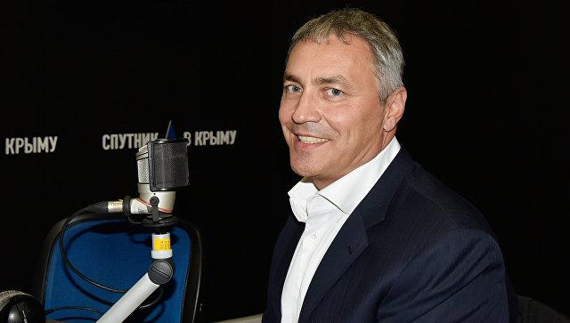 Генеральный директор АО Корпорация развития Республики Крым Олег Морозов