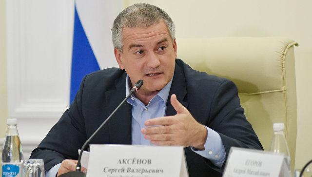 Руководитель Крыма отправил вотставку вице-премьера руководства республики