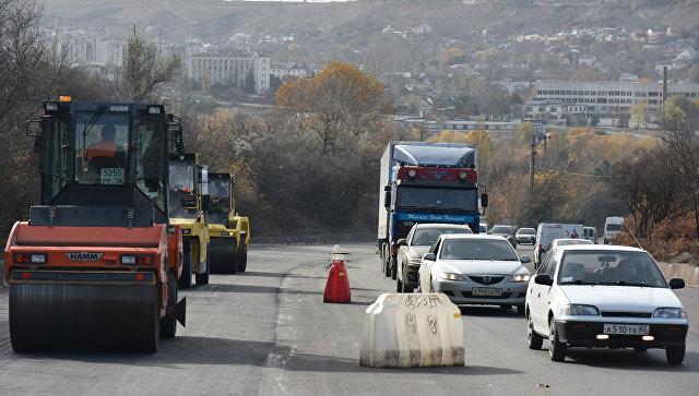 Крымские власти пригрозили увольнять чиновников заплохой ремонт дорог
