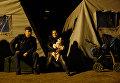 Блэкаут в Крыму. Ноябрь 2015 года. В городе жизнеобеспечения МЧС