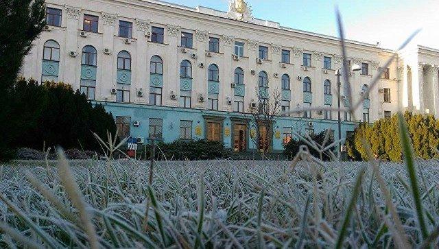 МЧС предупредило овозможности заморозков встепях ипредгорьях Крыма