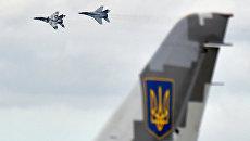 Самолеты украинских ВВС