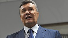 Допрос экс-президента В. Януковича в качестве свидетеля по делу о беспорядках в Киеве в феврале 2014 года перенесен