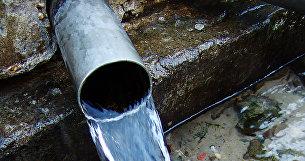 Источник пресной питьевой воды