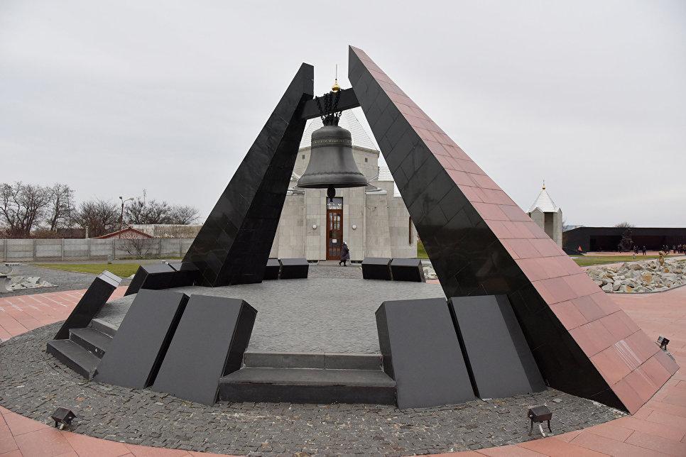 """Мемориал """"Концлагерь """"Красный"""" в Симферопольском районе"""
