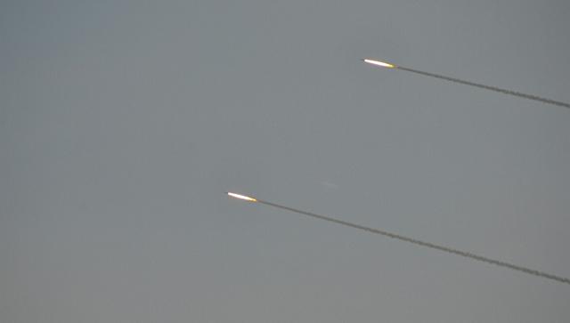 Ракетные учения Вооруженных сил Украины