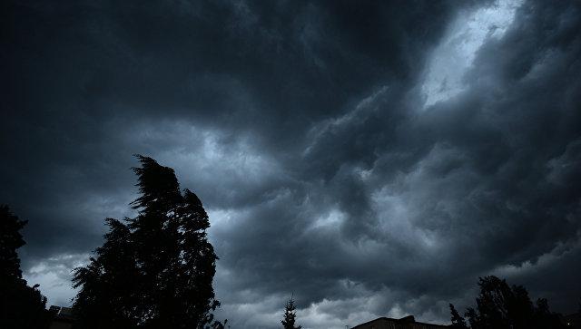МЧС предупредило онадвигающемся наКрым урагане