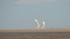 Ракетные учения Вооруженных сил Украины рядом с Крымом
