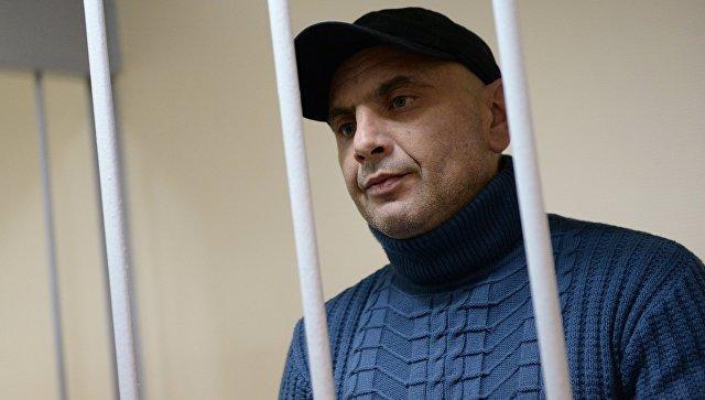 Задержанный сотрудниками ФСБ России в Крыму Андрей Захтей