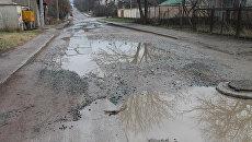 Представители ОНФ проинспектировали отремонтированные в Симферополе дороги