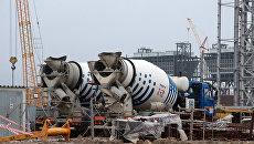 Строительство Севастопольской ПГУ-ТЭС