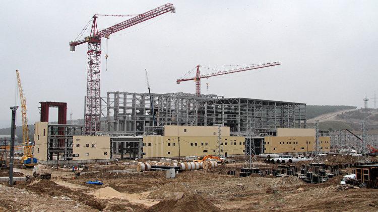 Строительство новых ТЭС в Крыму завершено  Fairru