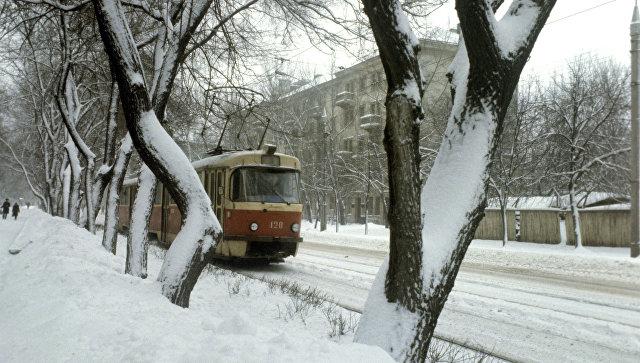 Евпатории хотят приобрести завезенные издругих стран трамваи: отечественного производителя неподдержим, зато сэкономим