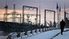 Площадка размещения мобильных газотурбинных электростанций (МГТЭС) Севастопольская в Крыму