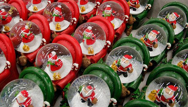 ВСевастополе закупят 1 тыс новогодних подарков для детей Донбасса
