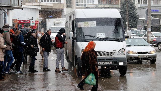 ВСимферополе поднимут тариф напроезд в20 городских маршрутках
