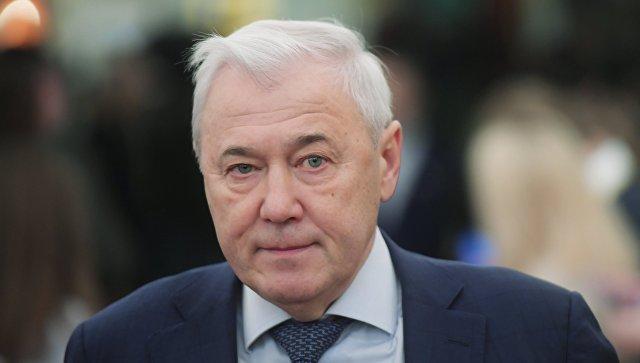 Председатель комитета Государственной Думы РФ по финансовому рынку Анатолий Аксаков