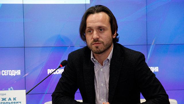 Генеральный директор МДЦ Артек Алексей Каспржак