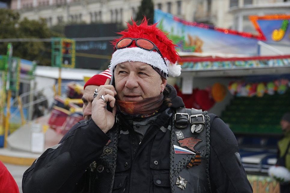 Ялтинский Мороз-парад: 600 участников из Крыма, Севастополя и Краснодара, фото-6