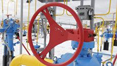 Газ с материковой части России начал поступать в Крым