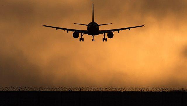 Ваэропорту Симферополя из-за тумана задерживаются рейсы