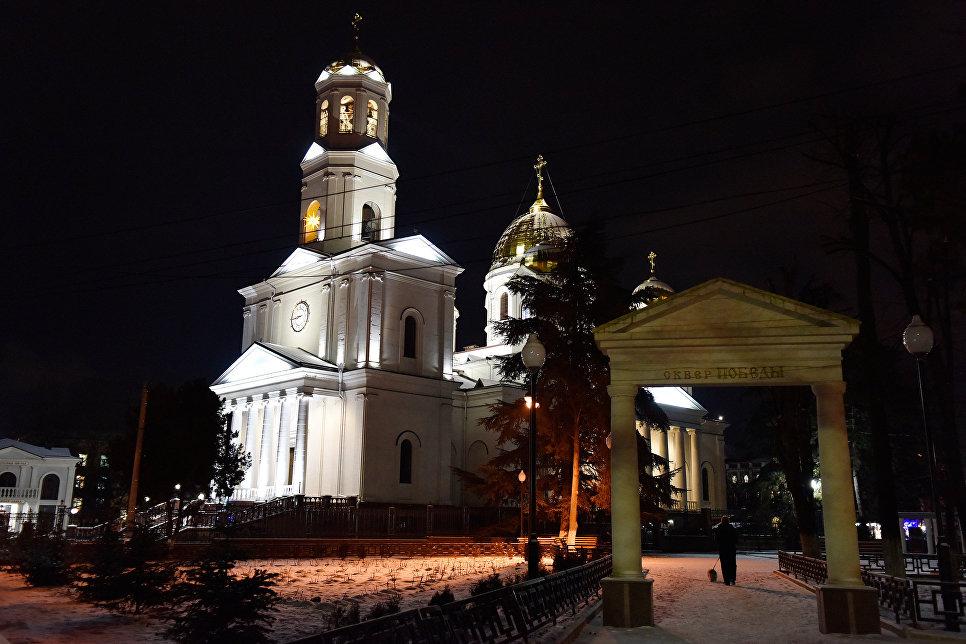 Вечерний Симферополь