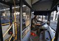 """Новый низкопольный автобус """"ВОЛГАБАС 6271-0000010"""""""
