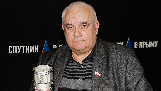 Заместитель председателя комитета Госсовета РК по строительству и ЖКХ Валерий Аксенов
